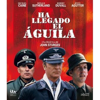 Ha llegado el águila - Blu-Ray