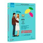 Los paraguas de Cherburgo - V.O.S. - Ed restaurada -  Blu-Ray + Libreto