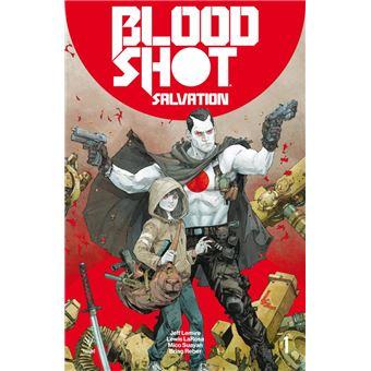 Bloodshot salvation 1  Valiant Grapa