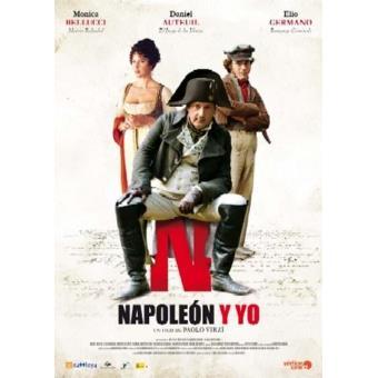 N, Napoleón y yo - DVD