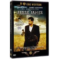 El asesinato de Jesse James por el cobarde Robert Ford - DVD