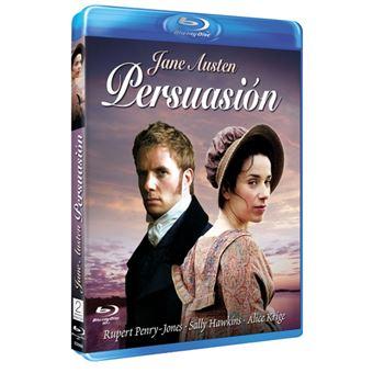 Persuasión - Blu-ray