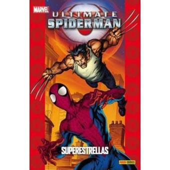 Ultimate spiderman 14 Superestrella