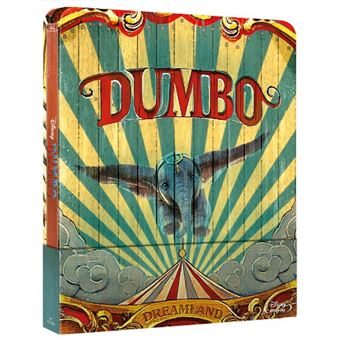 Dumbo - Steelbook Blu-Ray