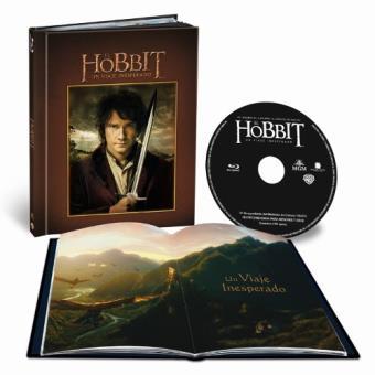El Hobbit 1. Un viaje inesperado - Digibook - Blu-Ray