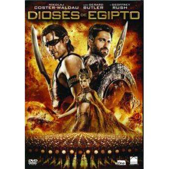 Dioses de Egipto - DVD