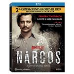 Narcos (Formato Blu-ray, temporada 1)