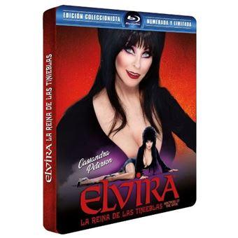 Elvira. La reina de las tinieblas - Steelbook Blu-Ray