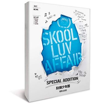 Skool Luv Affair Special Addition + 2 DVDs