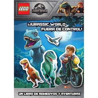 Lego Jurassic World - ¡Jurassic World fuera de control!