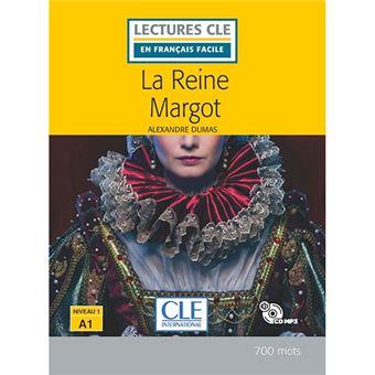 La Reine Margot - Livre + CD