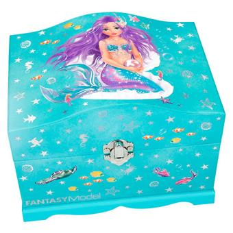 8dcee350c7ae Joyero con luz Top Model Fantasy Mermaid - -5% en libros