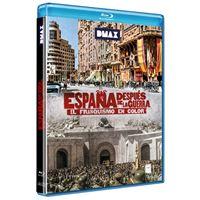 España Después de la Guerra : El Franquismo en Color - Blu-ray