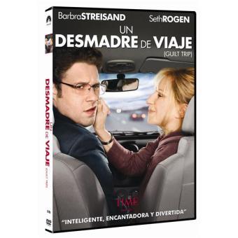 Un desmadre de viaje - DVD