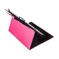 Funda con soporte SilverHT Rotatory 360º Rosa para tablet 9-10,1''