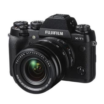 Cámara EVIL Fujifilm X-T1+ XF 18-55 mm 16 Mp