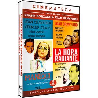 Pack Maniquí + La hora radiante - DVD