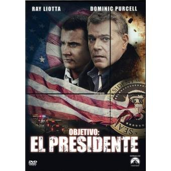 Objetivo: El Presidente - DVD