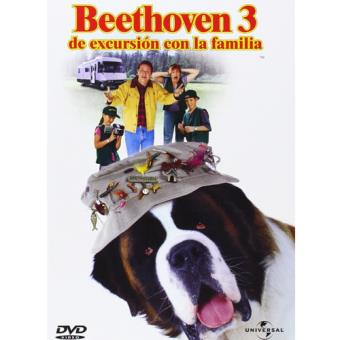 Beethoven (parte 3) - DVD