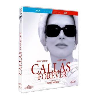 Callas forever - Blu-Ray + DVD