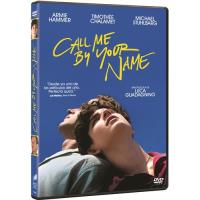 Call Me by Your Name (Llámame por tu nombre) - DVD