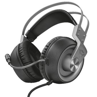Headset gaming Trust GXT 430 Negro