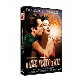 El ángel vestido de rojo - DVD