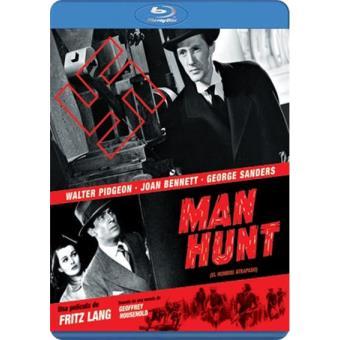 Man Hunt - El hombre atrapadao - Blu-Ray