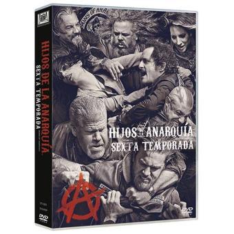Hijos de la AnarquíaHijos de la anarquía  Temporada 6 - DVD