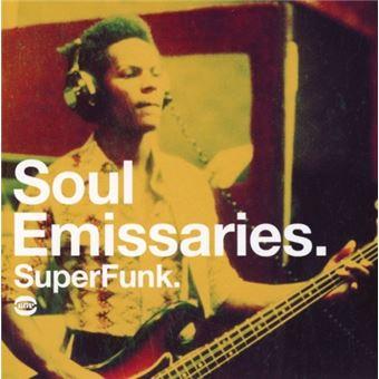 Soul Emissaries Superfunk
