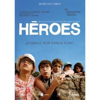 Héroes  Edición coleccionista - DVD