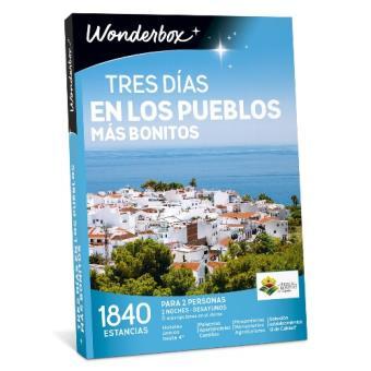 Wonderbox 2018 Tres días en los pueblos más bonitos
