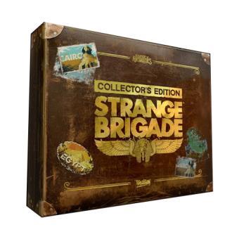 Strange Brigade Collectors Edition PS4