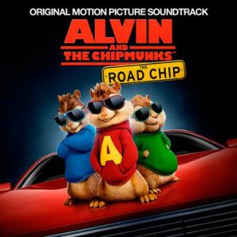 Alvin y las ardillas: The road chip B.S.O.