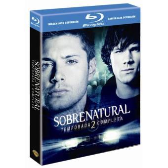 SobrenaturalSobrenatural - Temporada 2 - Blu-Ray