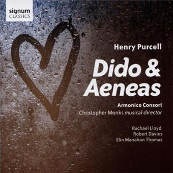 Purcell, Henry. Dido & Aeneas
