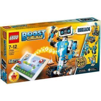 Lego boost caja de herramientas creativas sinopsis y - Caja de herramientas precio ...