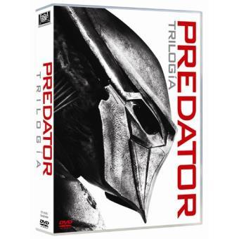 Pack Predator: Trilogía - DVD