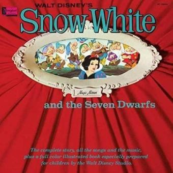 Magic Mirror: Snow White and the Seven Dwarfs - Vinilo
