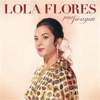 "Por siempre Lola  - 2 CDs + Vinilo 7"""