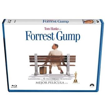 Forrest Gump - Blu-Ray Ed Horizontal + Blu-Ray Extras