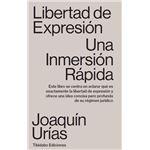 Libertad de expresion-una inmersion