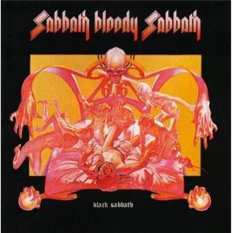 Sabbath Bloody Sabbath - Vinilo