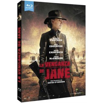 La venganza de Jane - Blu-Ray