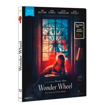 Wonder Wheel - Exclusiva Fnac - Blu-Ray + postales