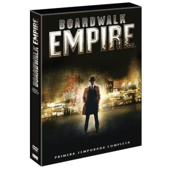 Boardwalk EmpirePack Boardwalk Empire (1ª Temporada). Edición limitada - DVD