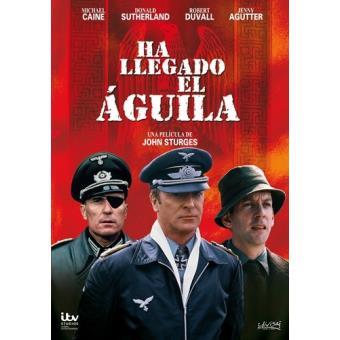 Ha llegado el águila - DVD