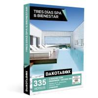 Caja Regalo DakotaBox - Tres días SPA & bienestar