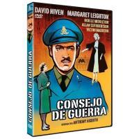 Consejo de Guerra - DVD