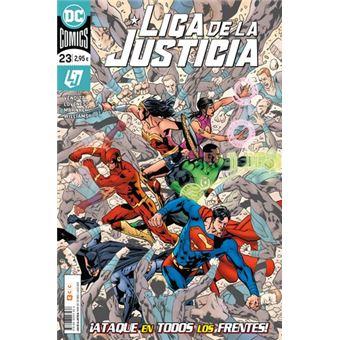 Liga de la Justicia núm. 101/23